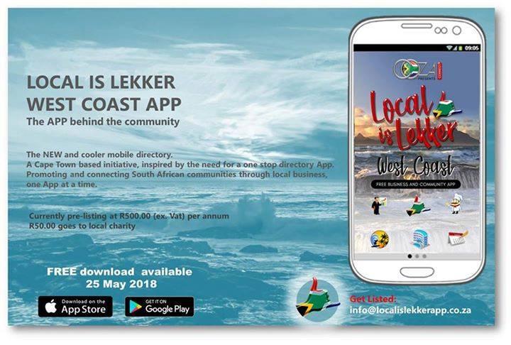 Local is Lekker App