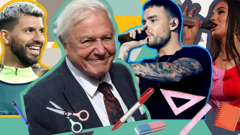 Bitesize: Mabel, Sir David Attenborough and Liam Payne help you learn