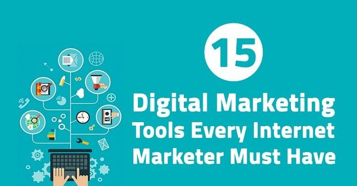 15 Digital Marketing Tools to Improve Your Online Presence in 2020