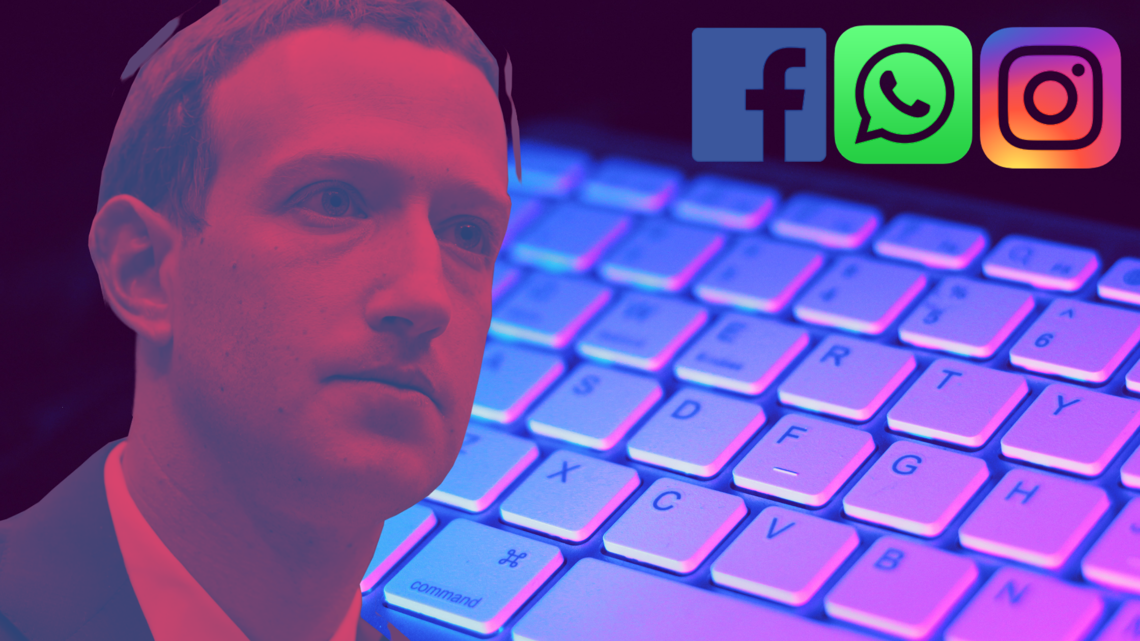 FacebookForty-eight attorneys general and the Federal Trade Commission filed suit against the company Wednesday.